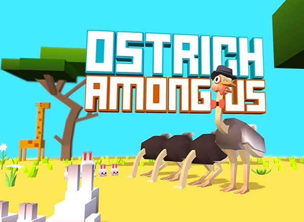 Ostrich Among Us